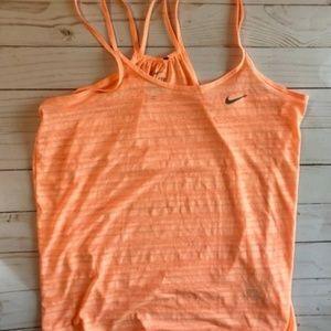 Nike Dri Fit Womens Workout Tank Top